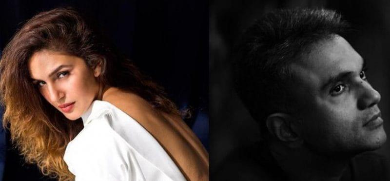 Huma Qureshi and Mudassar Aziz