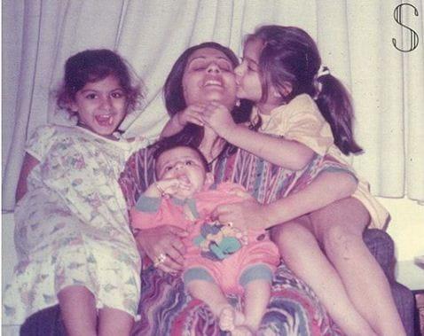 Anil Kapoor's Wife