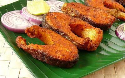 Fish Begam Bahar