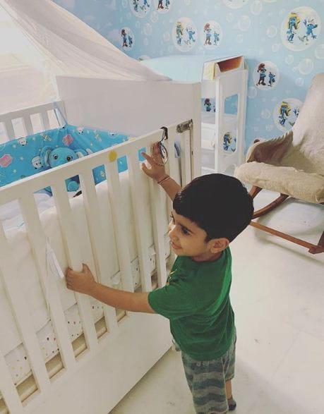 Ekta Kapoor's Son