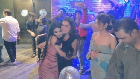 Shivangi Joshi Birthday Party