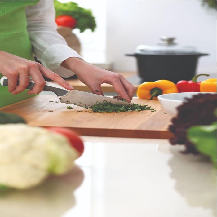 Healthy Cooking Tricks