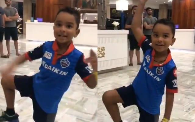 Cricketer Kids in IPL