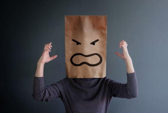 Angry Head