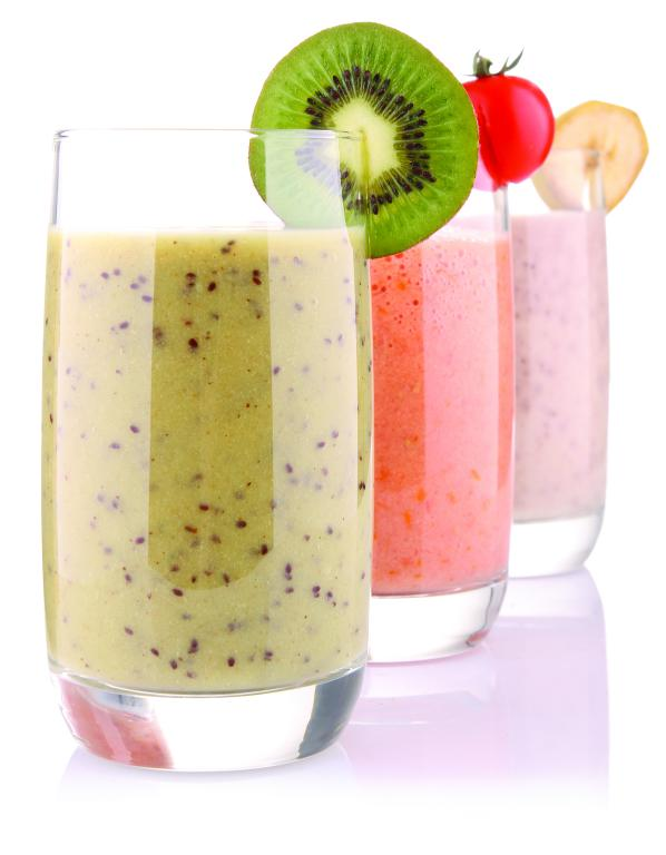 Milky Fruit Drink
