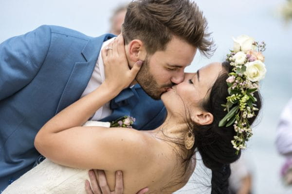 Romantic Types Of Kisses