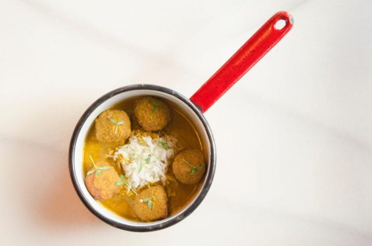 Anjeer Kofta Curry