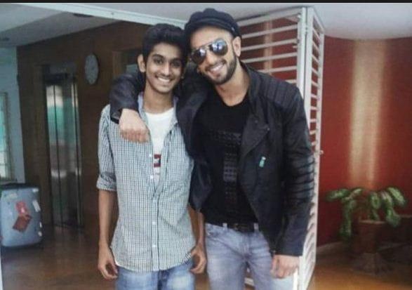 Ranveer Singh's Young Fan