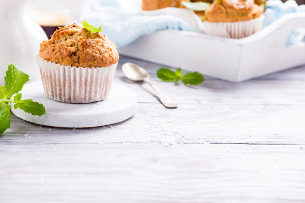 Whole Wheel Muffins