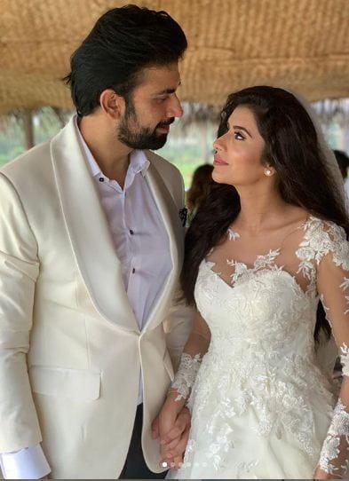 Rajeev Sen and Charu Asopa's Wedding