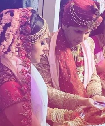 Aarti Chabria and Visharad Beedassy Wedding