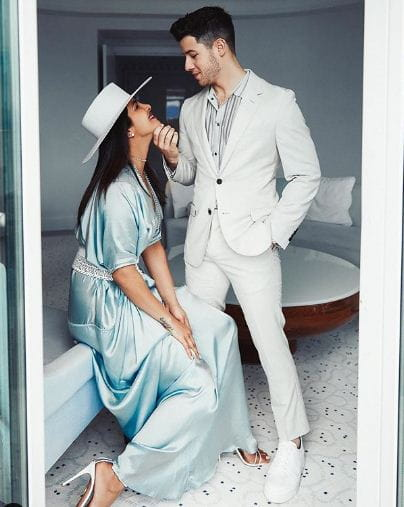 Priyanka Chopra and Nick