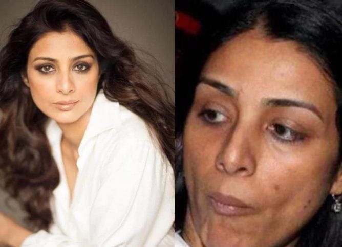 No Makeup Look Of Tabu