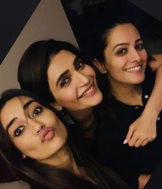 Surbhi Jyoti, Anita Hassanandani And Karishma Tanna