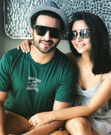 Dheeraj Dhoopar With Vinny