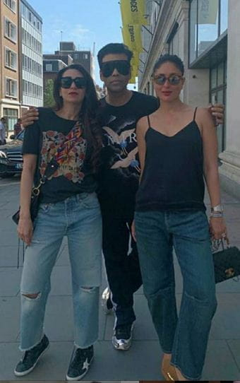 Kareena, Karishma and Karan