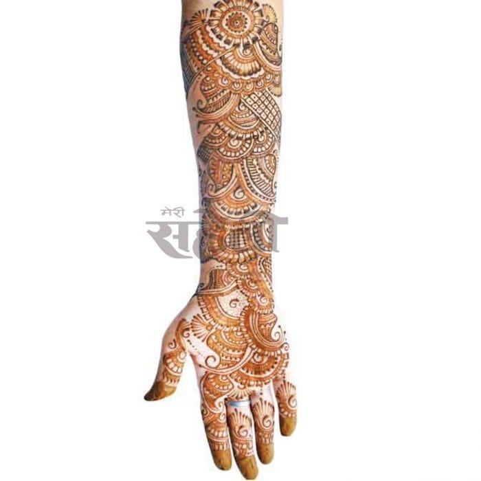 Special Mehndi Designs