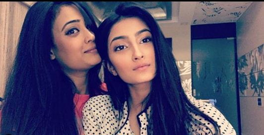 Shweta Tiwari With Her Daughter Palak