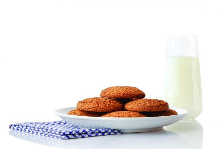 Rajgira Flour Biscuit