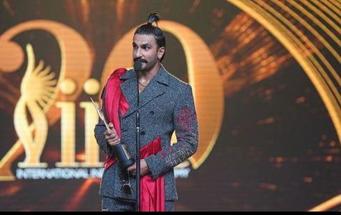Ranveer Singh Best Actor
