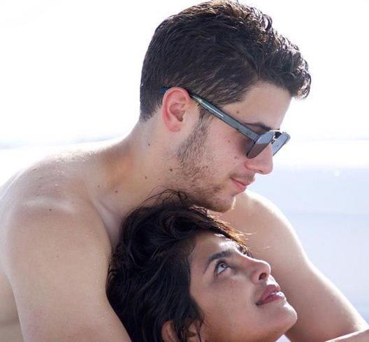 Priyanka Chopra and Nick