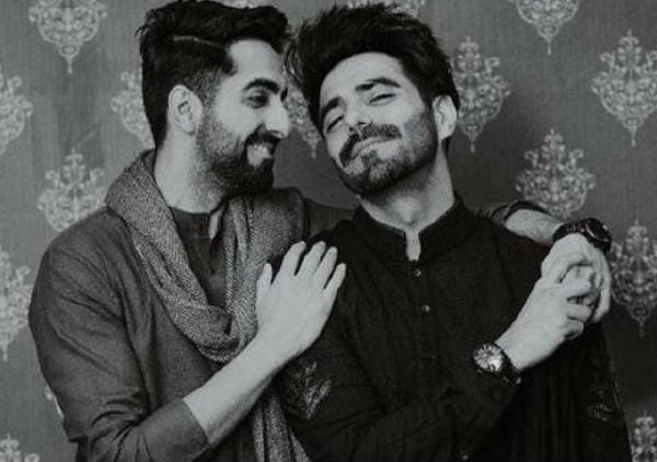 Ayushman Khurana and Aparshakti Khurana