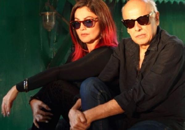 Alia Bhatt With Mahesh Bhatt