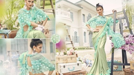 Easy Saree Draping Styles
