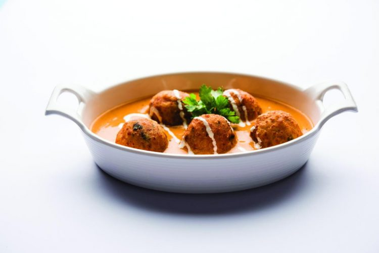 Kathal Kofta Curry