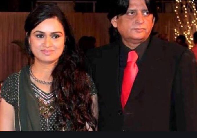 Padmimi Kolhapuri and Pradeep