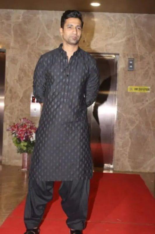 Ramesh Taurani's bash