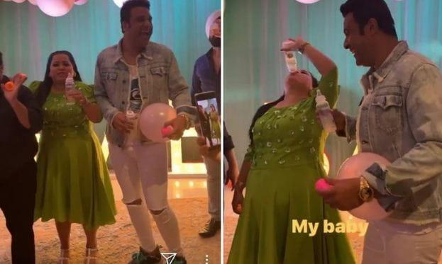 Ginni Chatrath's Baby Shower