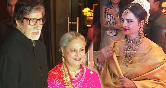 Amitabh and Rekha's Love Story