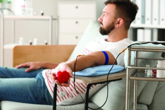 Blood Donation Myths