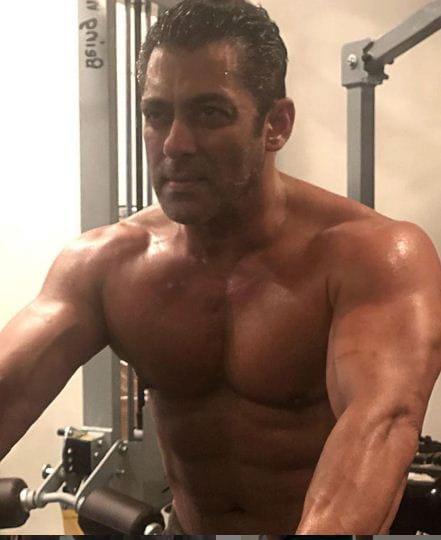 Salman Khan's Fitness