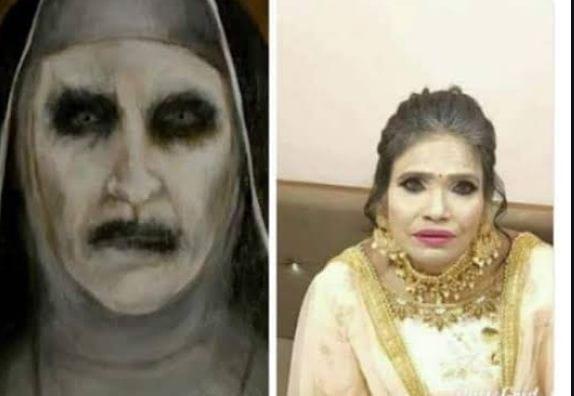 Ranu Mondal Makeup