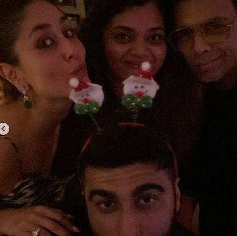 Kareena Kapoor's Christmas Party
