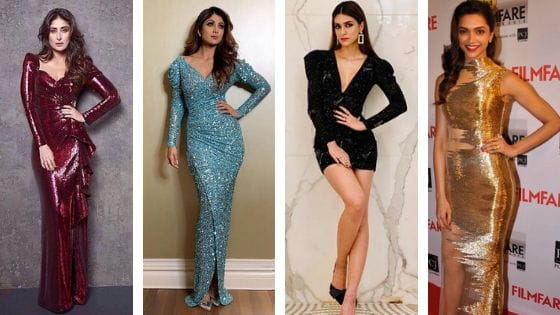 Party Dresses for New Year