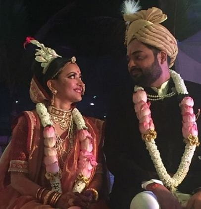 Shweta Basu Prasad and Rohit Mittal