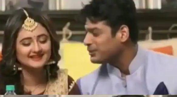 Sidharth Shukla and Rashami Desai