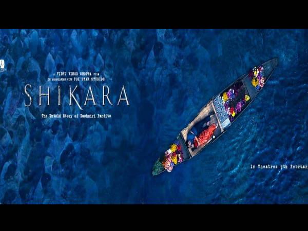 Shikara Film Trailer