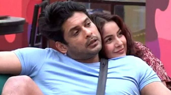 Sidharth Shukla and Shehnaaz Gill