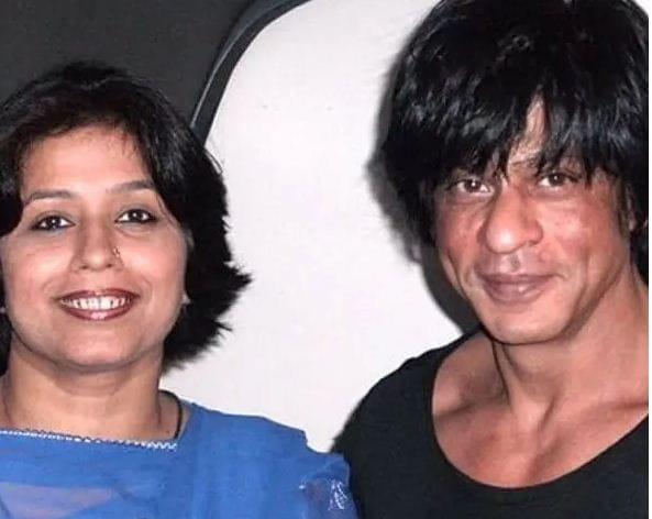Shah Rukh Khan's sister