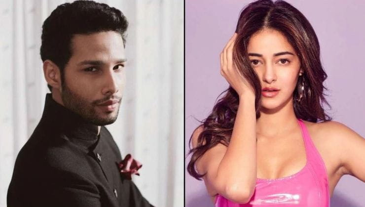 Siddhant Chaturvedi and Ananya Panday