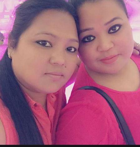 Bharti Singh's Sister