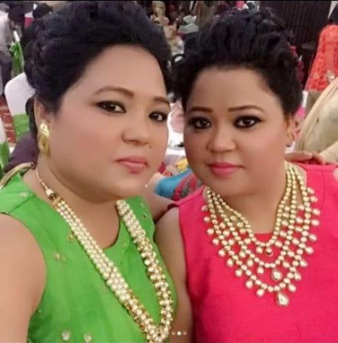Bharti's elder sister