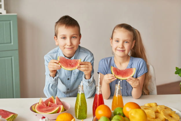 Healthy Snack Ideas For Children