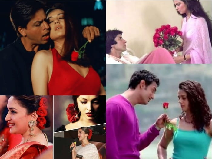 Rose Journey In Hindi Movies