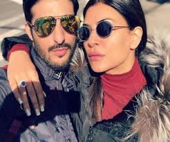 Sushmita Sen With Her Boyfriend