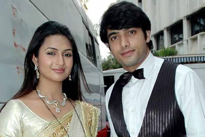 Divyanka And Sharad Malhotra